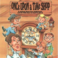 Time Shop CD Cover
